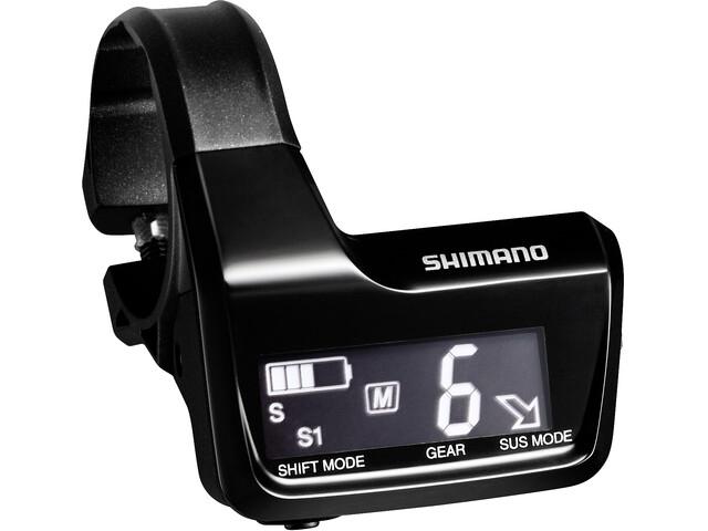 Shimano XT Di2 SC-M800 Pantalla de Información